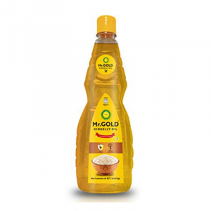 Mr. Gold Gingelly Oil Pet, 1 L
