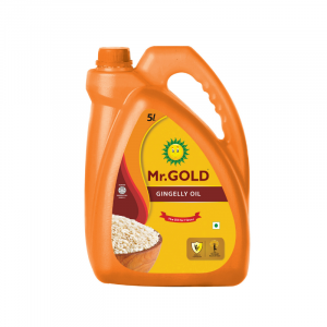 Mr. Gold Gingelly Oil Can, 5 L