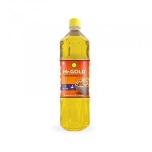 Mr.Gold Groundnut Oil Pet, 1 L