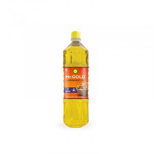 Mr. Gold Groundnut Oil Pet, 500 ML