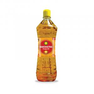 Nakshatra Pooja Oil Pet, 1 L